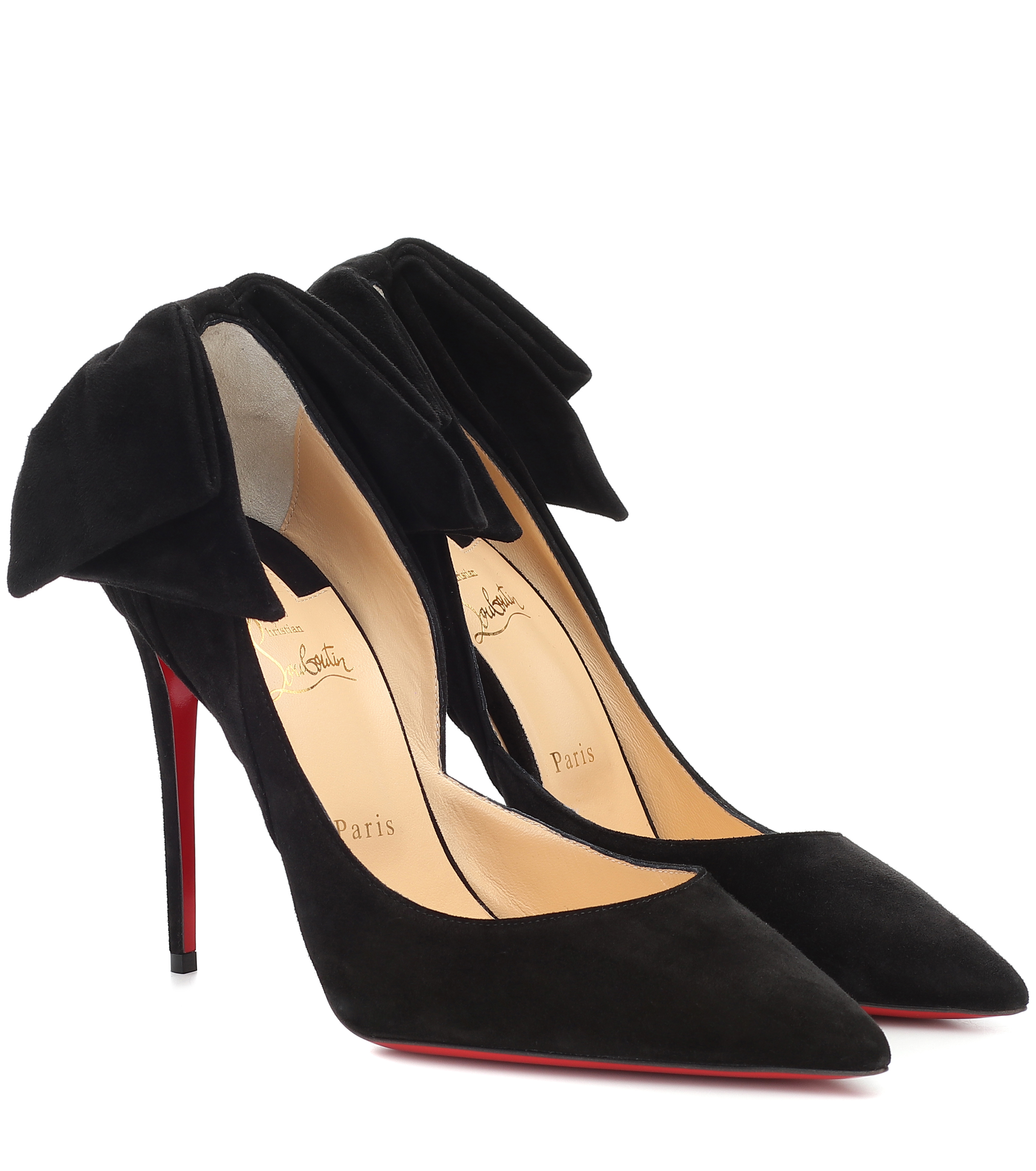 Mytheresa's exclusive capsule collection with Christian Louboutin is now available (фото 13)