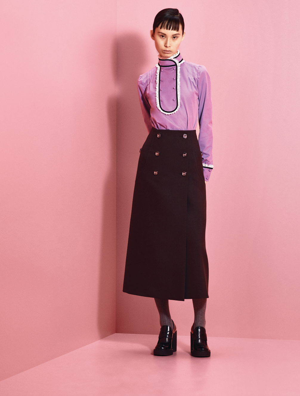 Prints, power and positivity are at the heart of Prada's Pre-Fall '20 collection (фото 1)