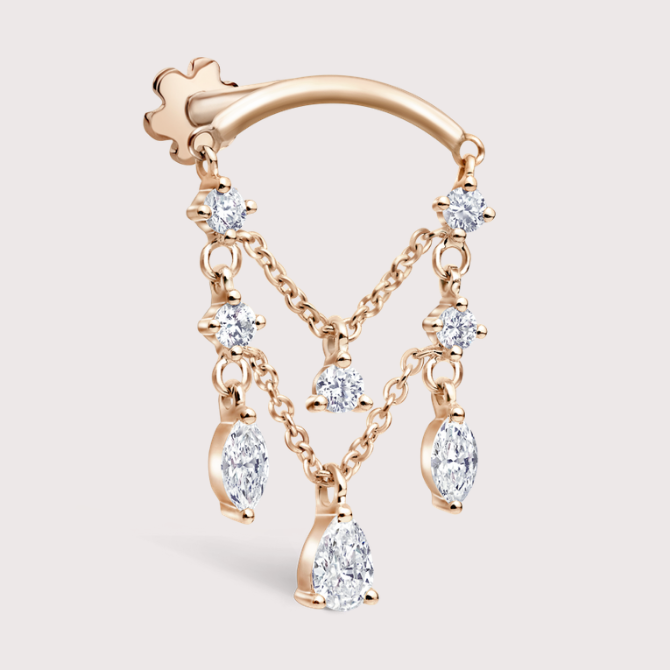 Decorate your ears with Maria Tash's first formal collection (фото 8)
