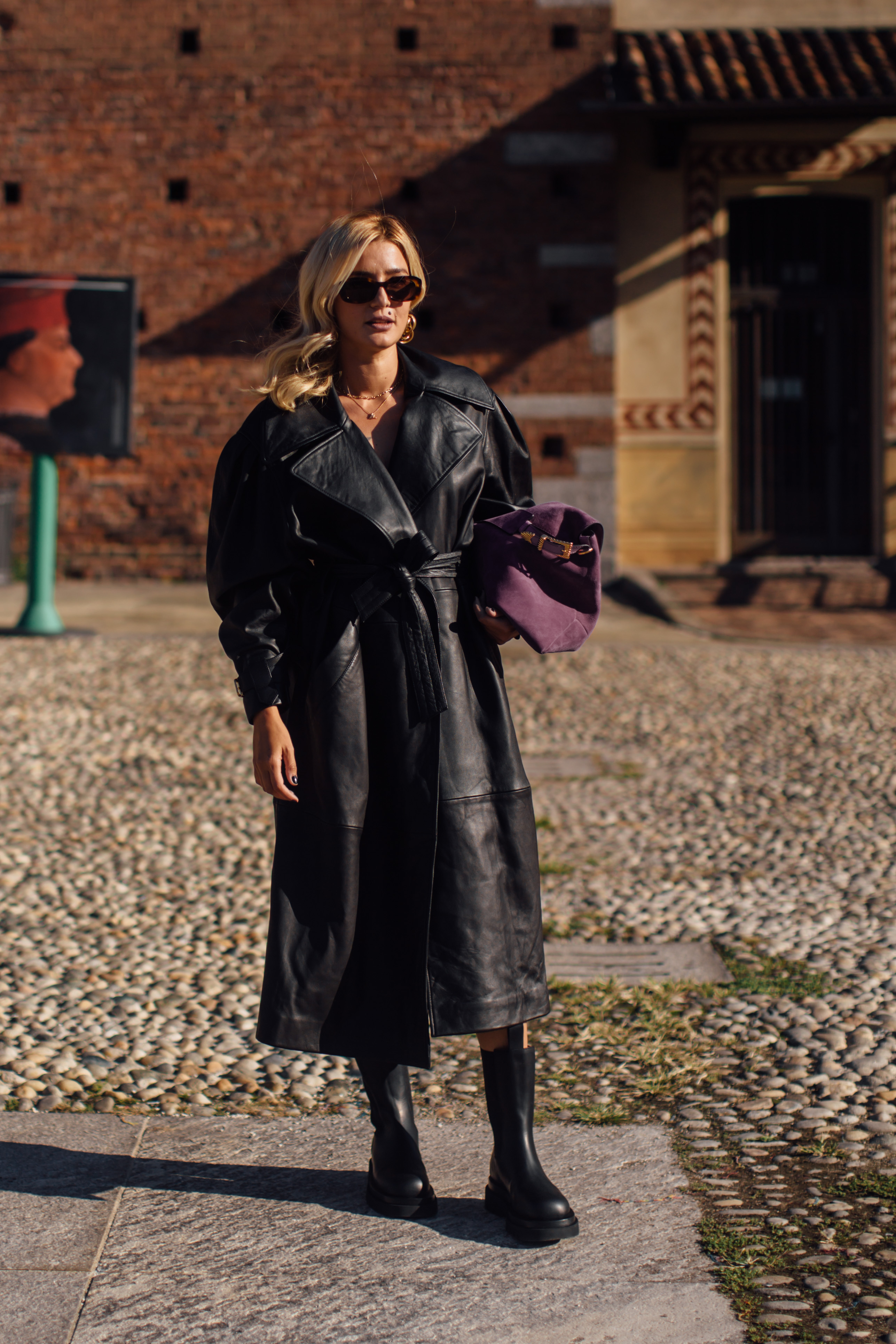 Spotted: Street style in times of the coronavirus (фото 4)