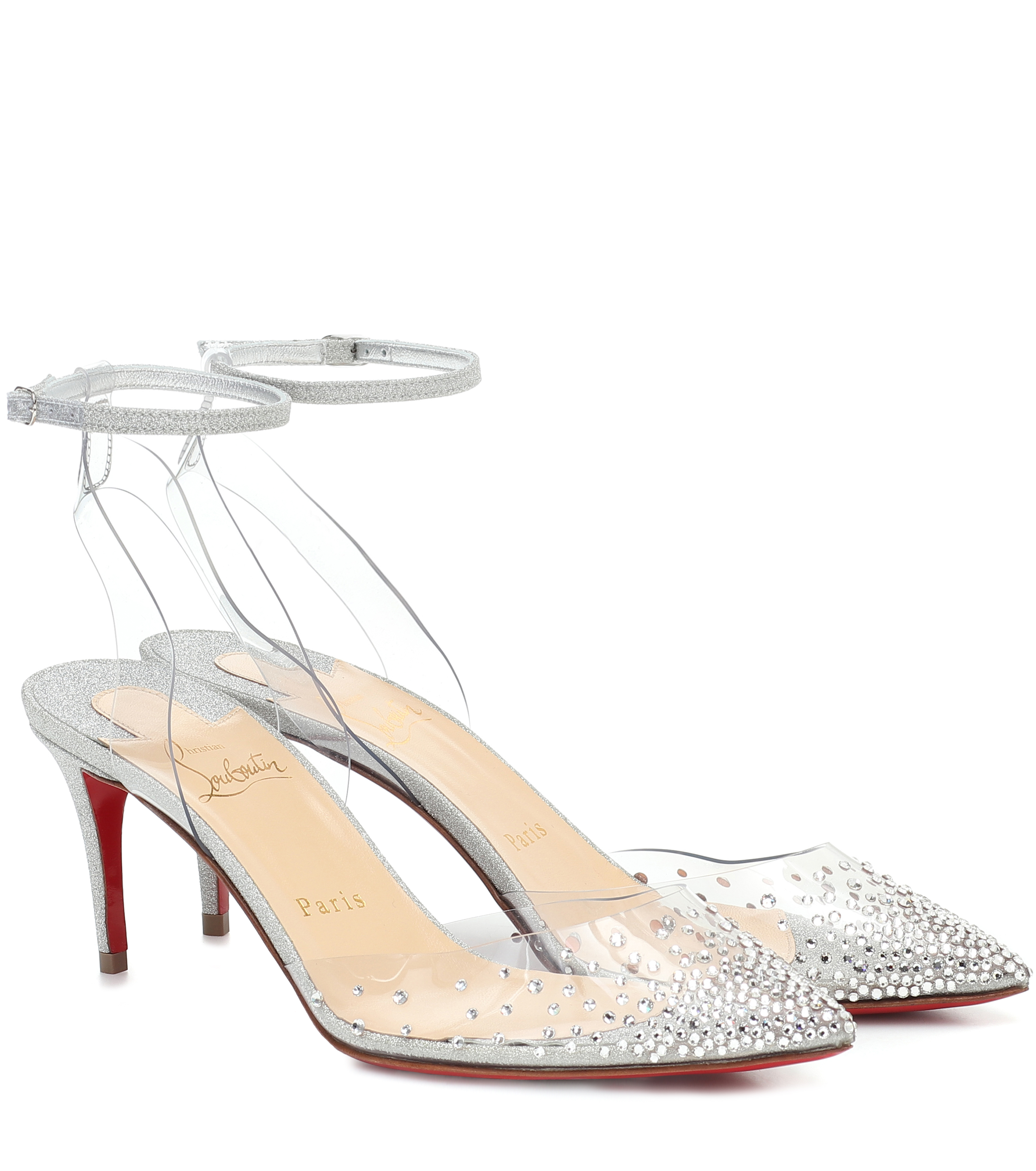 Mytheresa's exclusive capsule collection with Christian Louboutin is now available (фото 8)