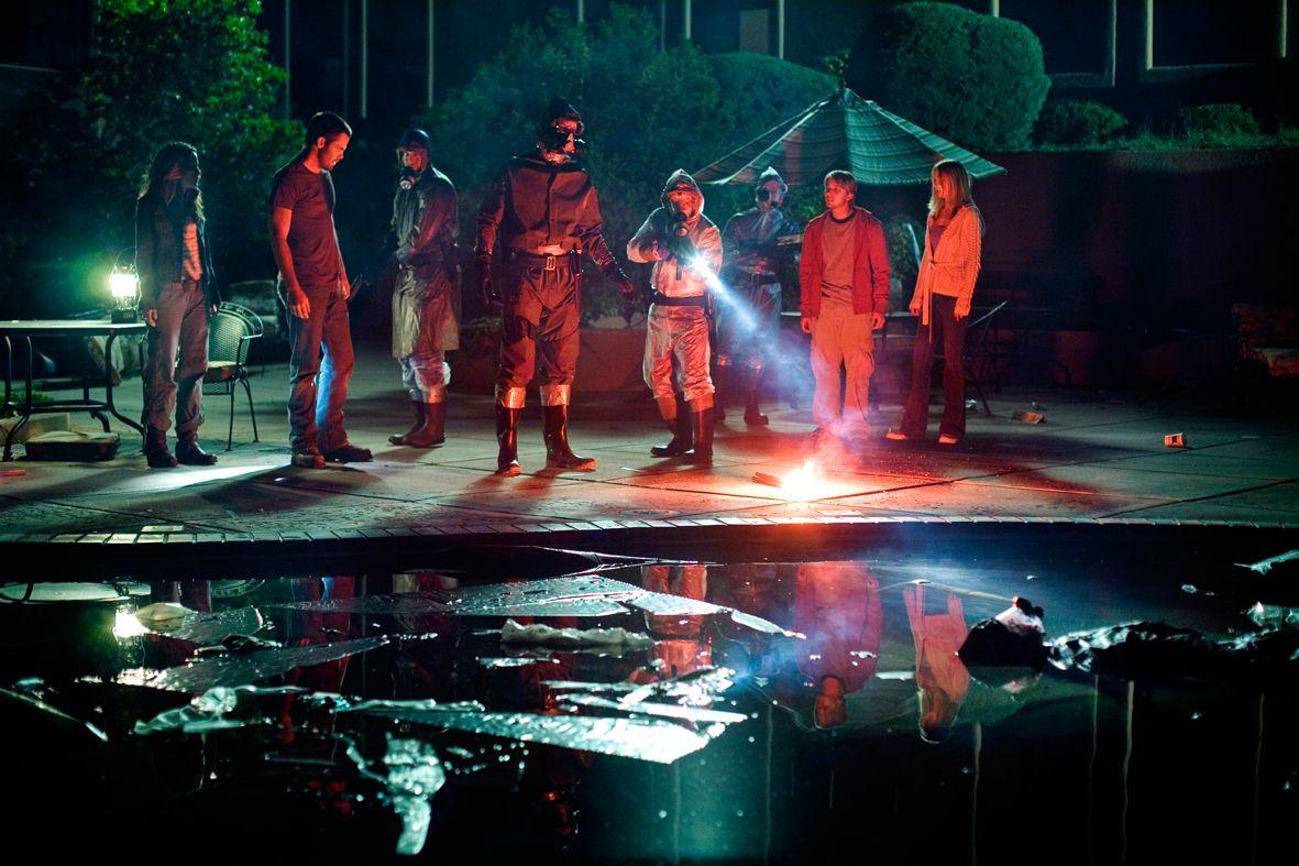 Носители (Carriers, 2009, реж. Давид Пастор и Алекс Пастор)