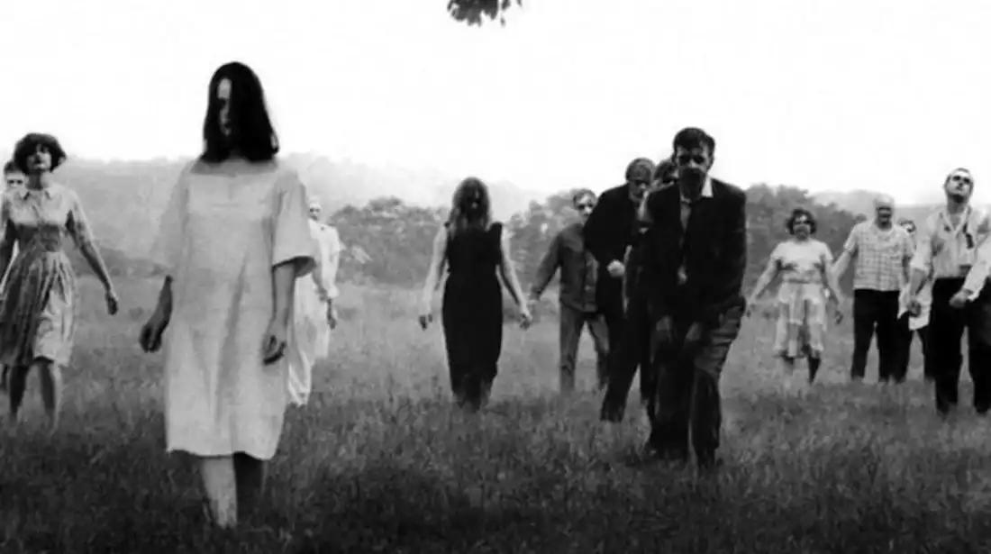 (Night of the Living Dead, 1968, реж. Джордж Ромеро)