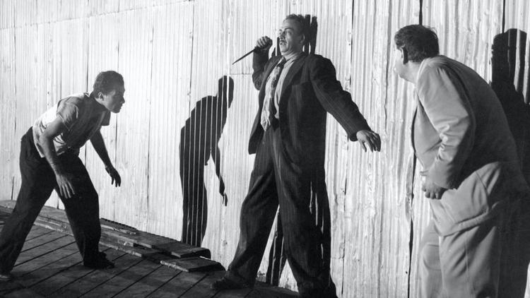 Паника на улицах (Panic in the Streets, 1950, реж. Элиа Казан)