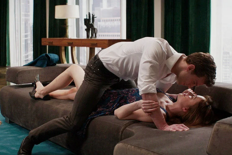 Fifty Shades Of Grey Is Seen As Improving Women's Sexual Health And Wellness