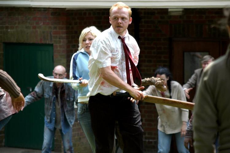 Зомби по имени Шон (Shaun of the Dead, 2004, реж. Эдгар Райт)