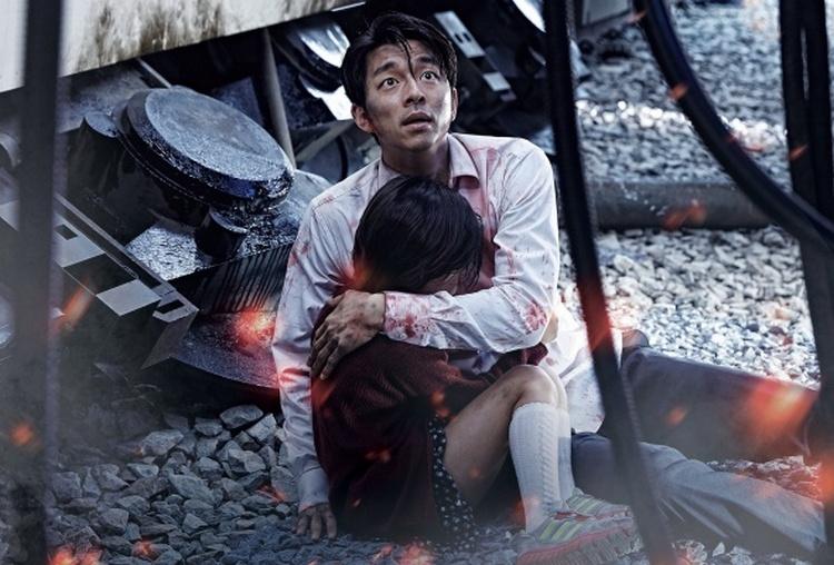 Поезд в Пусан (Busanhaeng, 2016, реж. Ен Сан-хо)