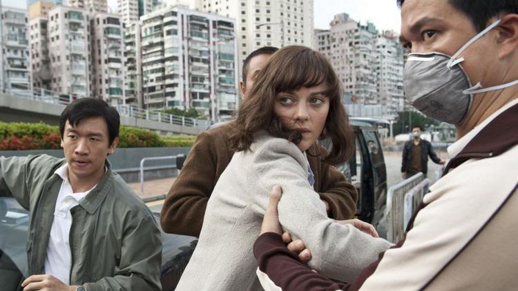 Заражение (Contagion, 2011, реж. Стивен Содерберг)
