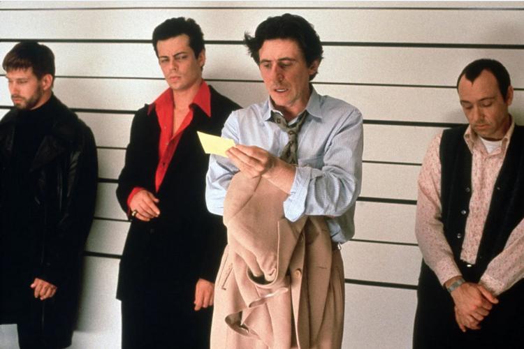 «Подозрительные лица», 1995