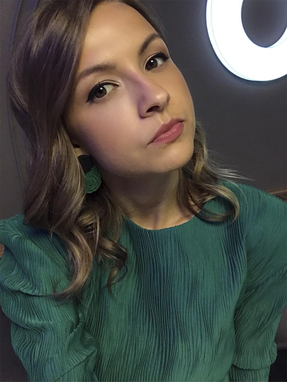 Анна Федюнина