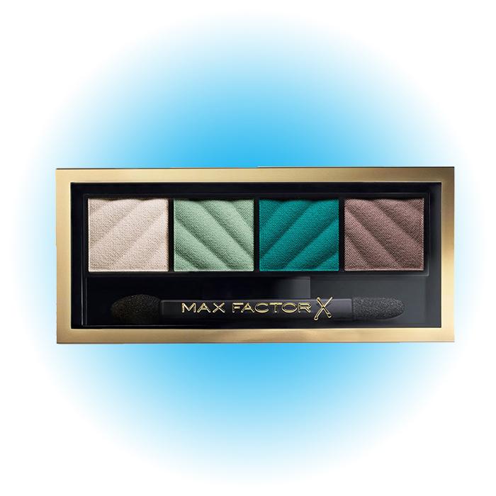 Палетка теней Smokey Eye Matte Drama 40, Max Factor