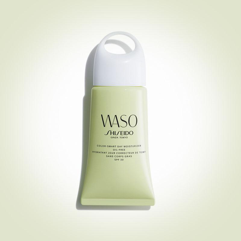 Крем Color-Smart Day Moisturizer Waso, Shiseido