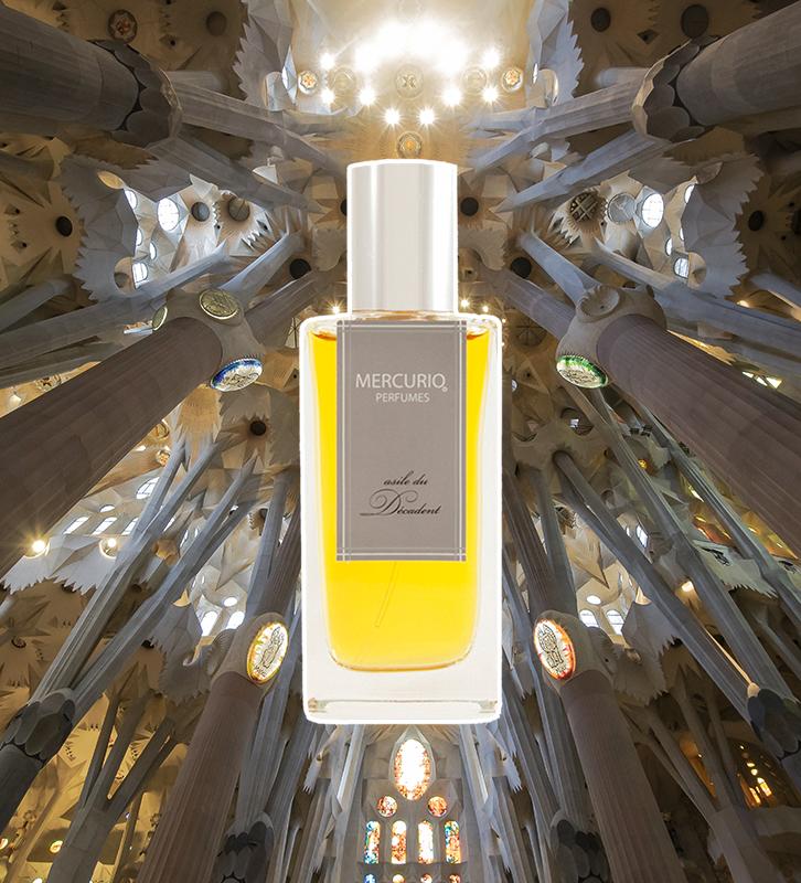 Аромат Asile du Décadent от Mercurio Perfumes