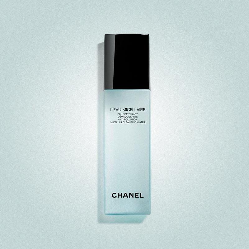 Мицеллярная вода для очищения кожи и снятия макияжа L'Eau Micellaire, Chanel