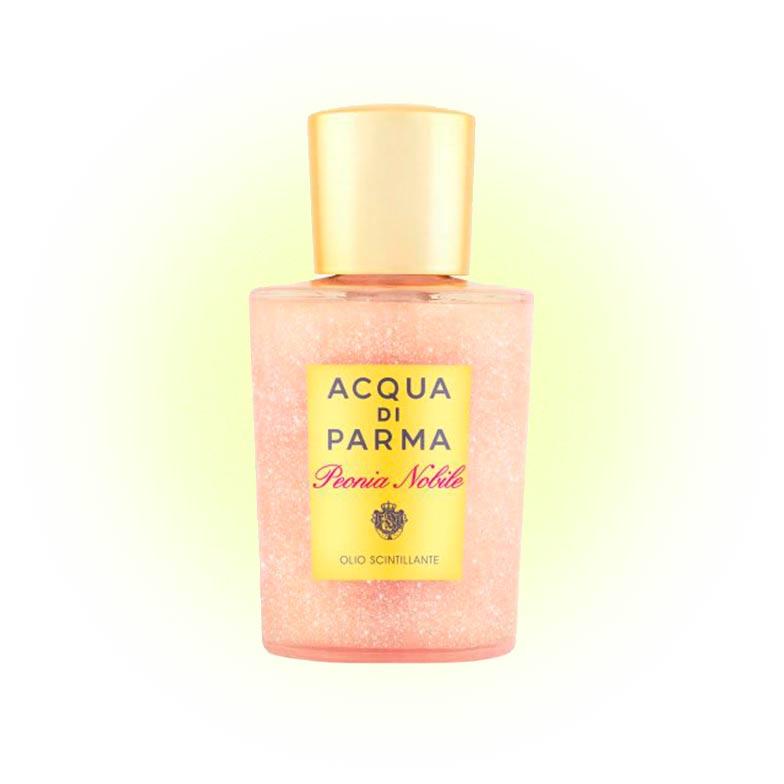 Мерцающее масло для тела Peonia Nobile, Acqua di Parma