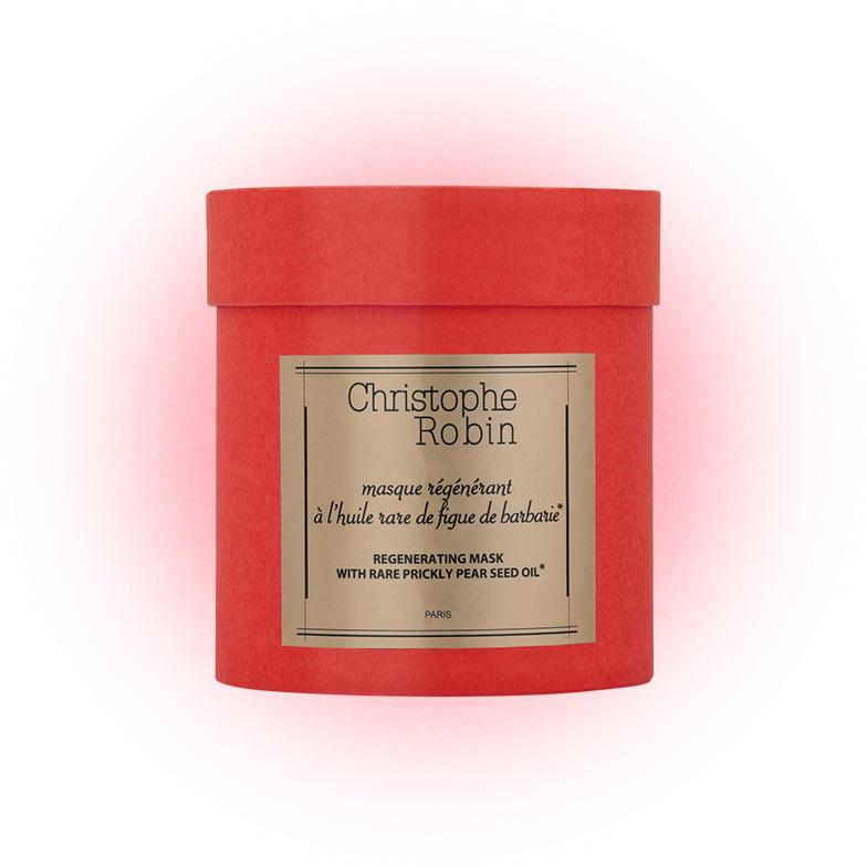 Восстанавливающая маска с экстрактом масла семян опунции, Christophe Robin
