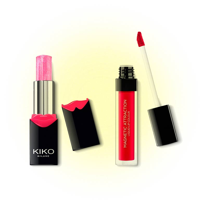 Magnetic Attraction Perfect Lip Kit, Kiko Milano