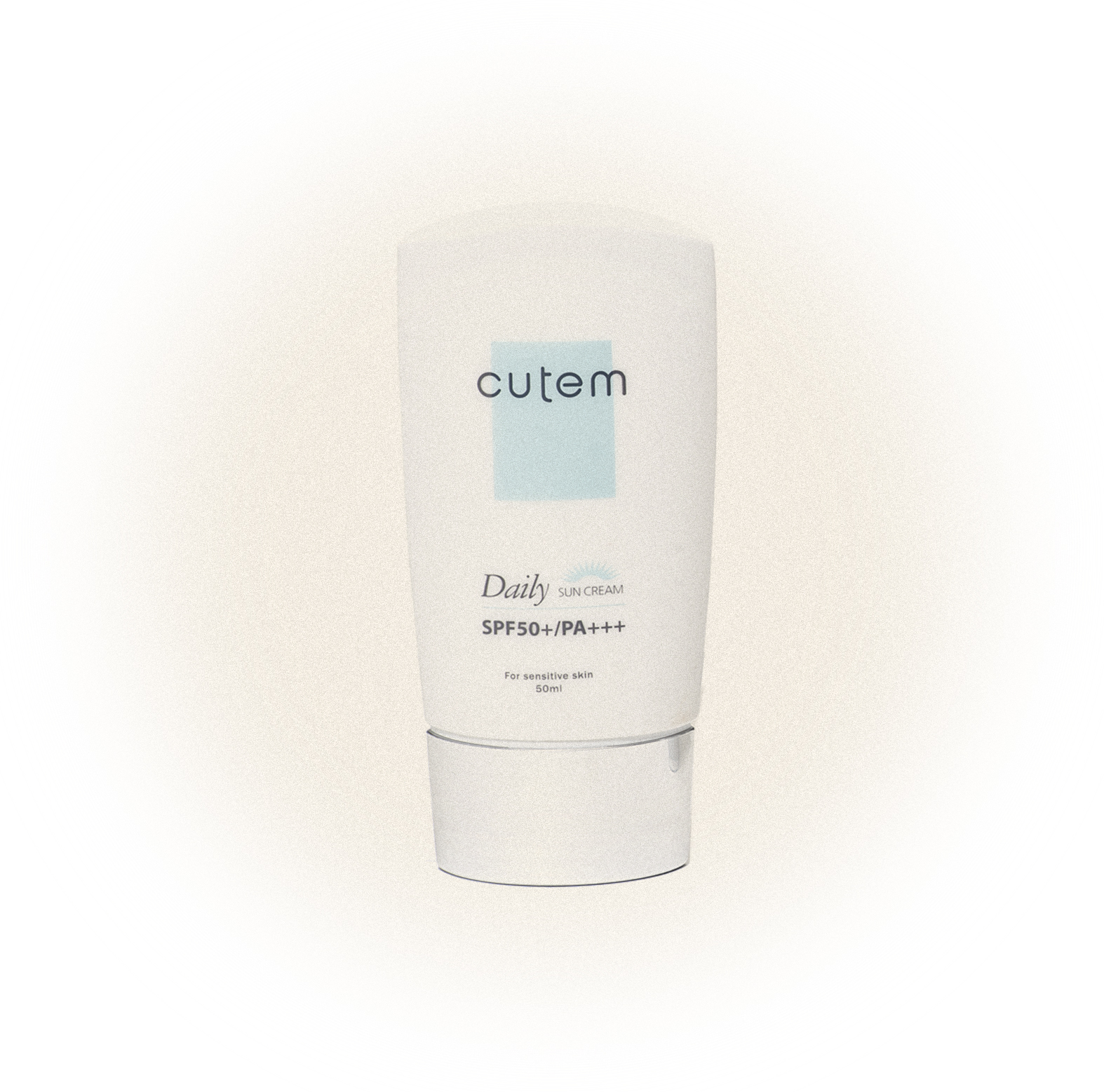 Daily Sun Cream SPF 50+ PA+++, Cutem