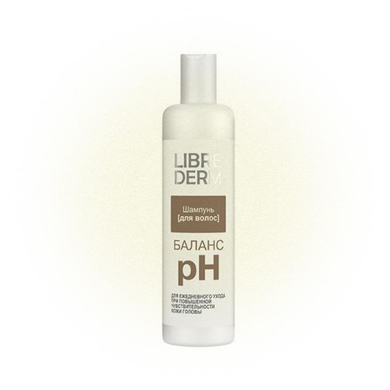 Шампунь pH-Баланс для чувствительной кожи головы, Librederm