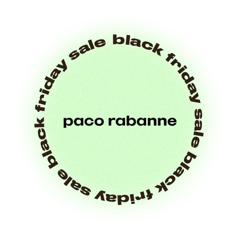 Черная пятница Paco Rabanne