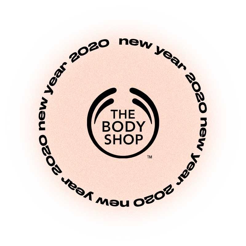 Акции The Body Shop