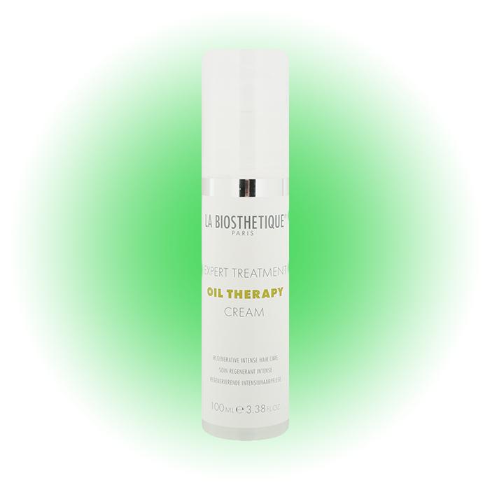 Интенсивный восстанавливающий крем Oil Therapy Cream, La Biosthetique