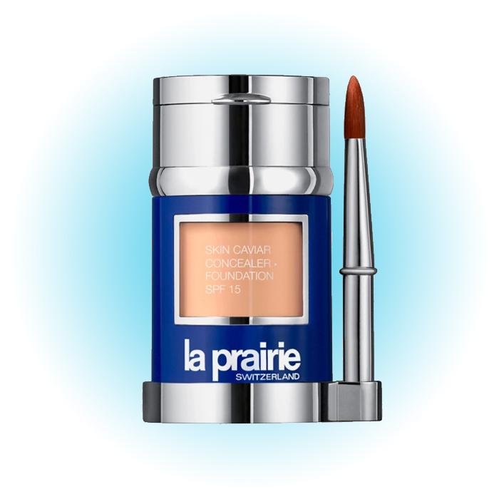 Тональный крем и корректор Skin Caviar Concealer Foundation, La Prairie SPF 15+
