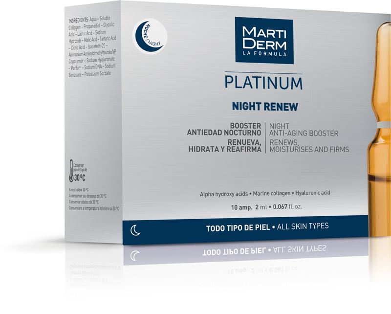 Platinum Night Renew Blister