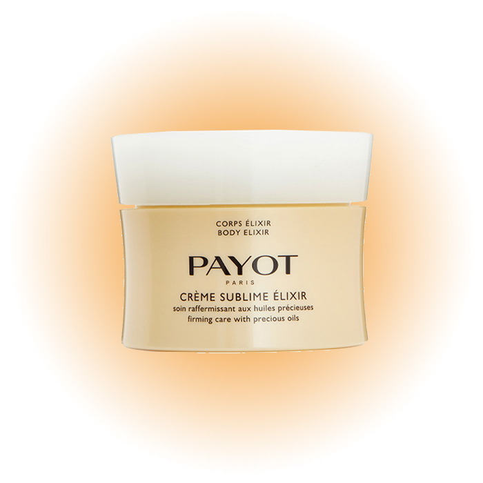 Укрепляющий крем для тела Crème Sublime Elixir, Payot