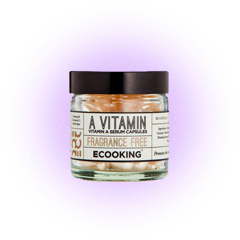 Сыворотка для лица с витамином А, Ecooking