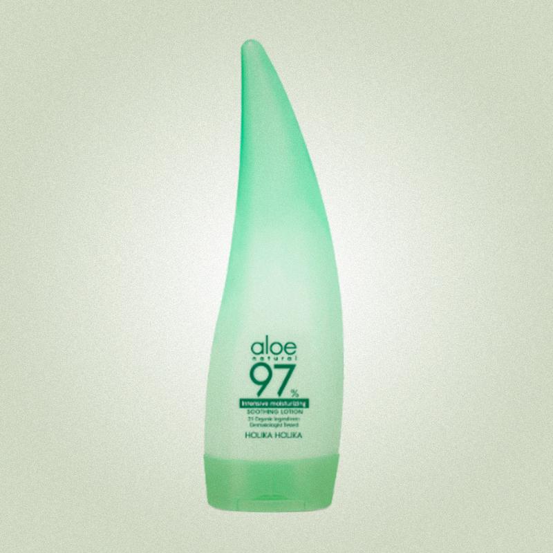 Лосьон для лица Aloe 97% Soothing, Holika Holika