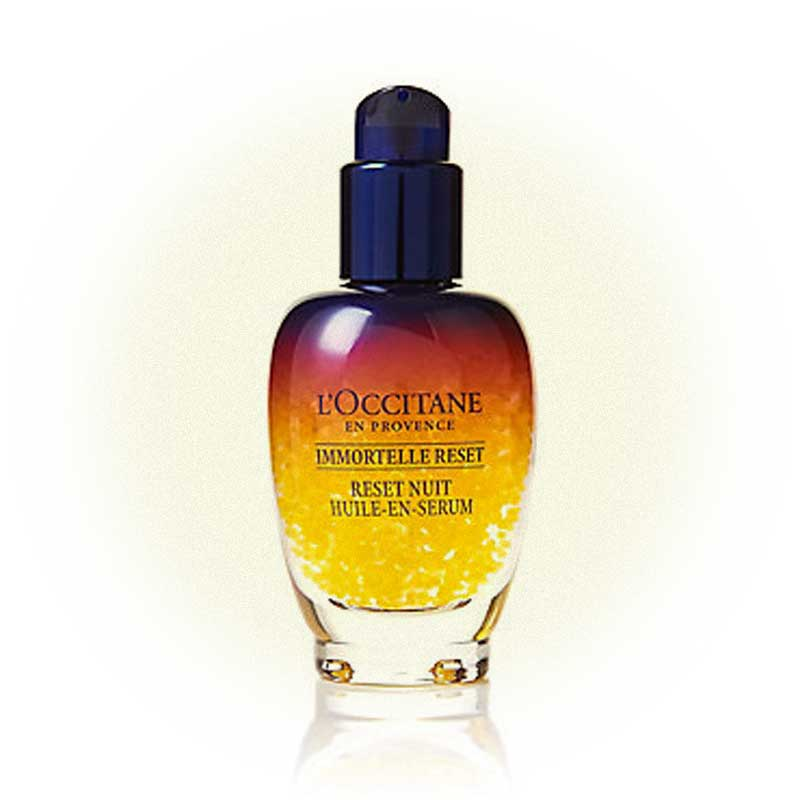 Сыворотка Immortelle Overnight Reset Oil-in-serum, L'Occitane