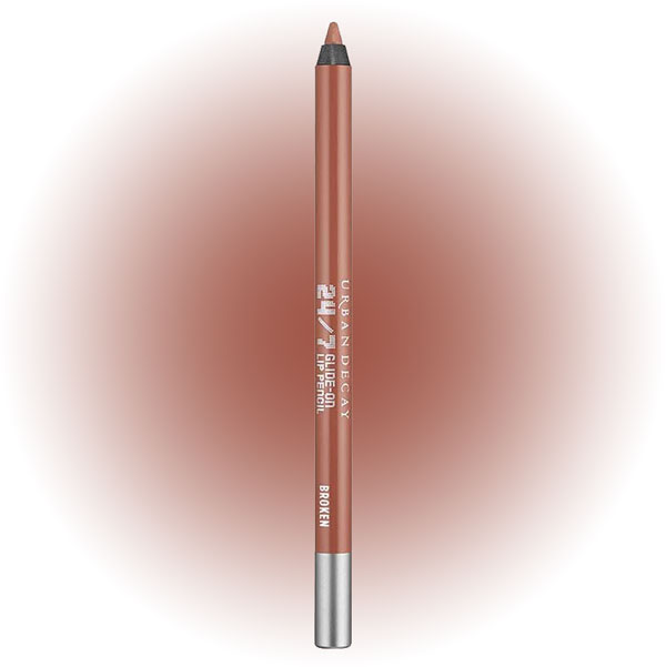 Карандаш для губ Glide-On Lip Pencil, Broken, Urban Decay