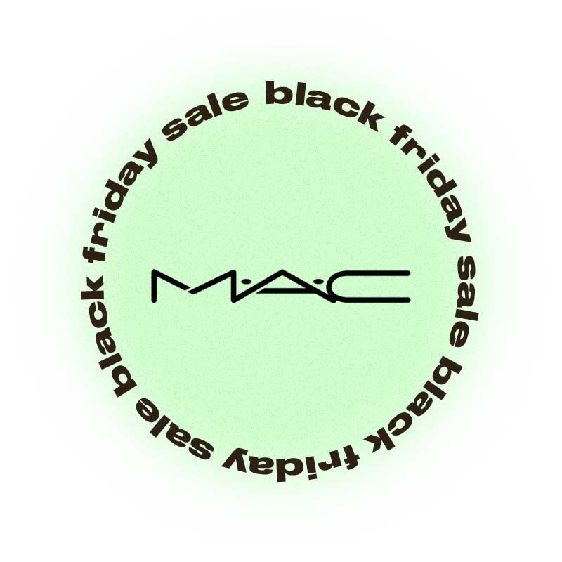 Черная пятница M.A.C