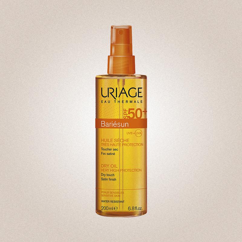 Bariesan Dry Oil SPF 50+, Uriage