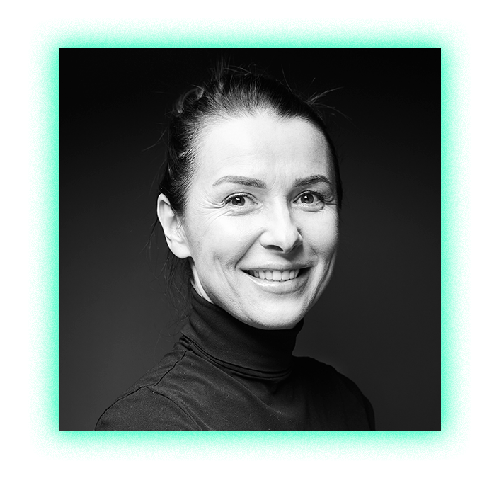 Ольга Алхутова, специалист в области подологии клиники Remedy Lab, методист школы аппаратного педикюра Süda