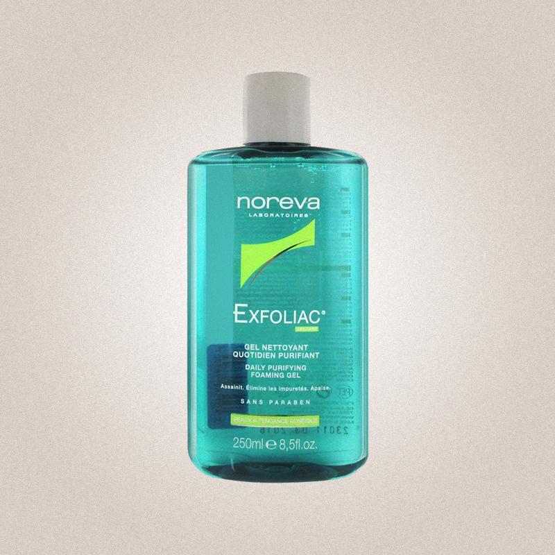 Exfoliac gel, Noreva