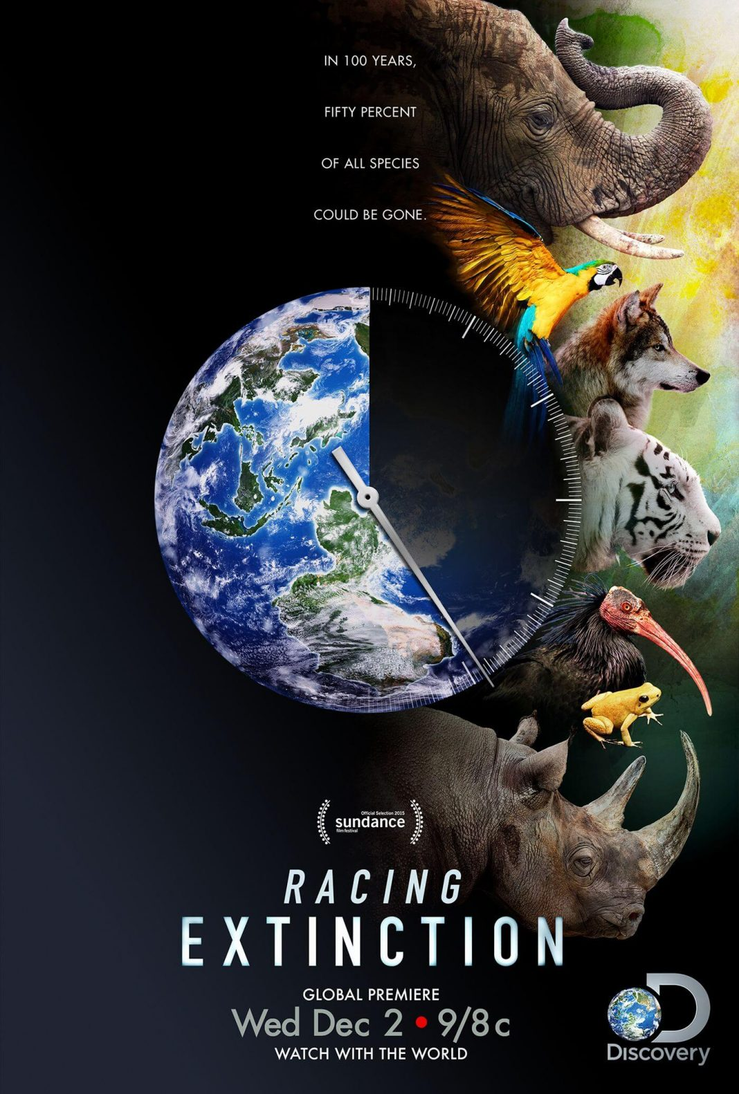 Гонка на вымирание (Racing Extinction), 2015