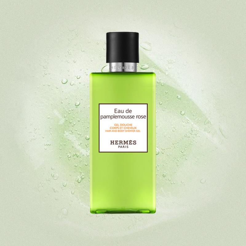Освежающий гель для душа Eau de Pamplemousse, Hermès