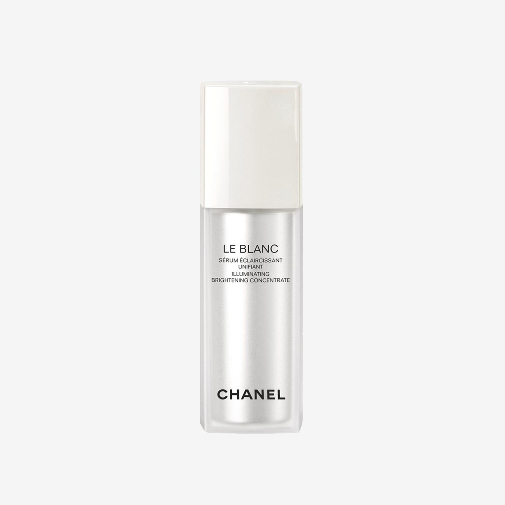 Сыворотка для борьбы с пигментацией Illuminating Brightening Concentrate, Le Blanc, Chanel