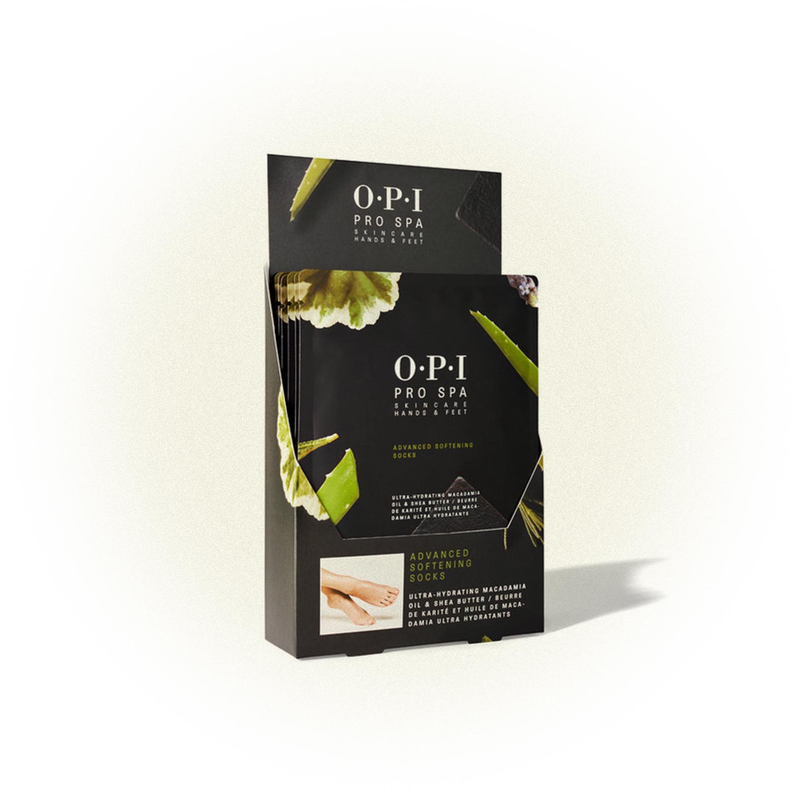 Advanced Softening Socks, OPI