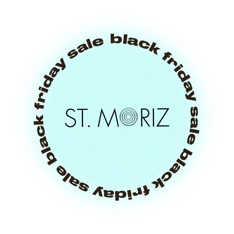 Черная пятница St. Moriz