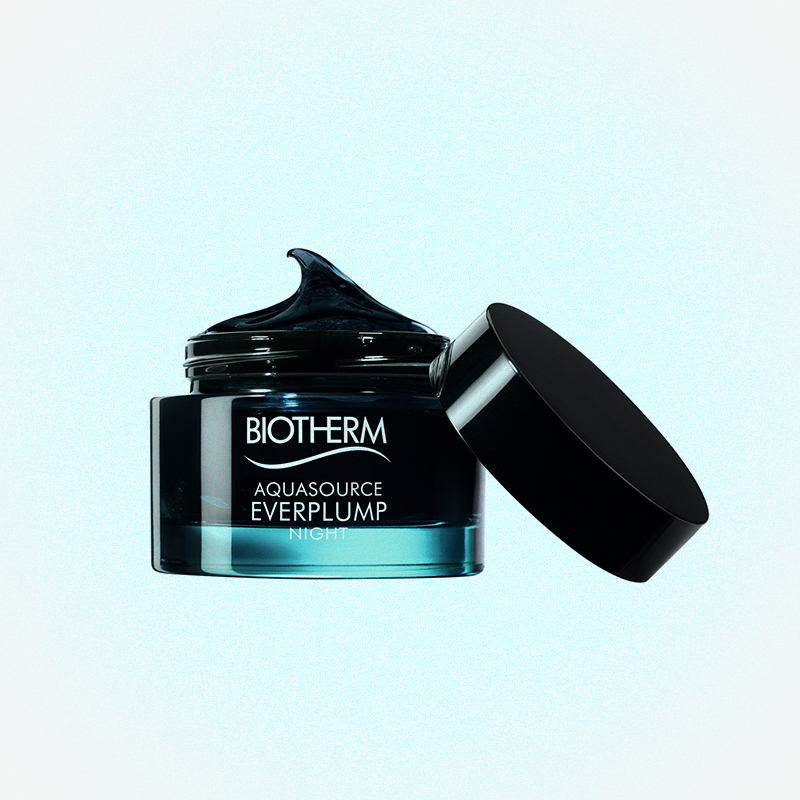Ночная маска Aquasource Everplump, Biotherm