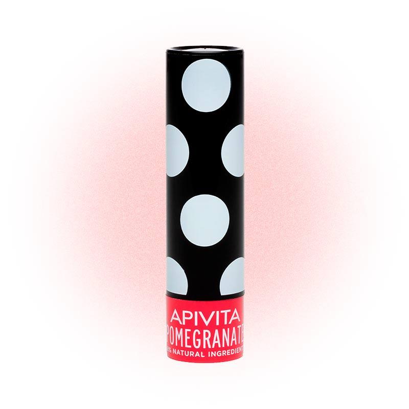 Увлажняющий уход с оттенком граната, Apivita