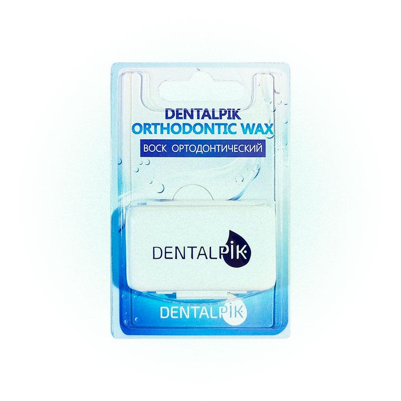 Воск ортодонтический для брекетов Orthodontic Wax, Dentalpik