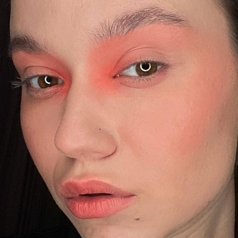 Помада Modernmatte Powder Lipstick, 528 Torch Song, Shiseido