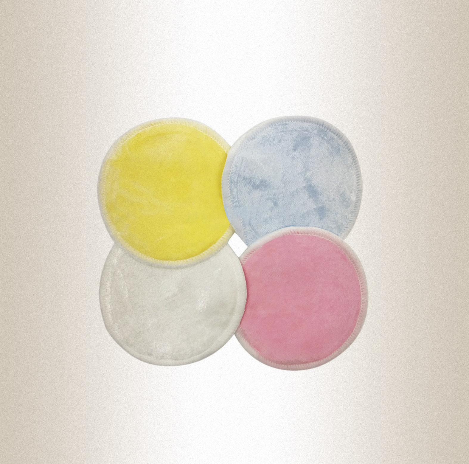 Многоразовые ватные диски