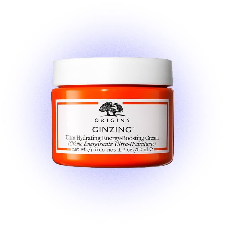 Крем для лица Ginzing Ultra-Hydrating Energy-Boosting, Origins