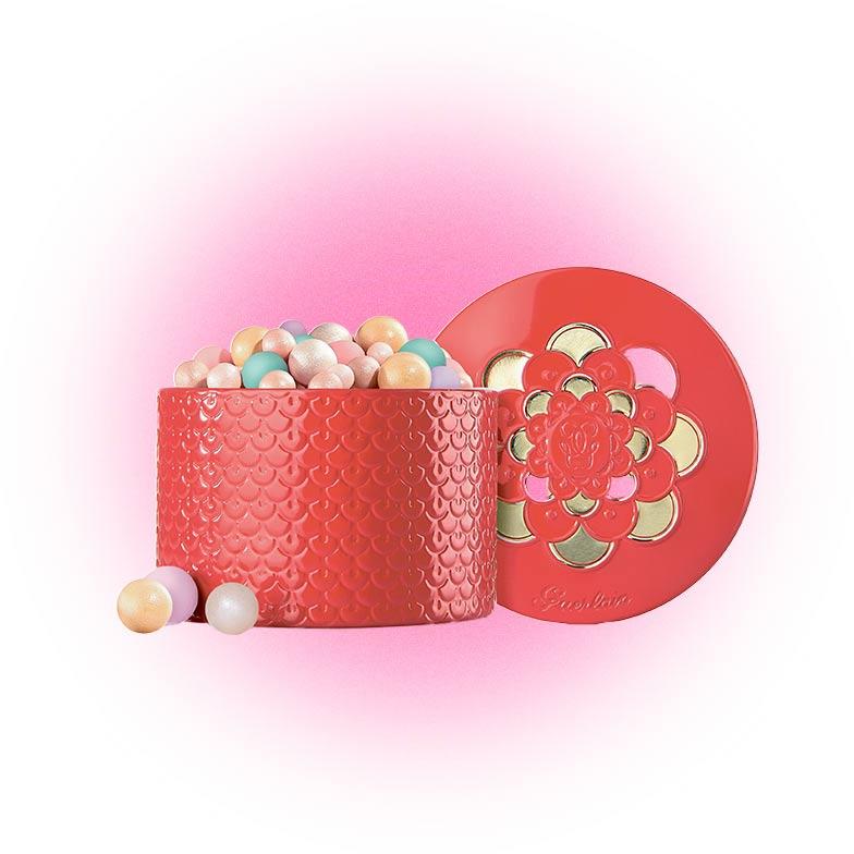 Пудра в шариках Météorites Pearls GUERLAIN