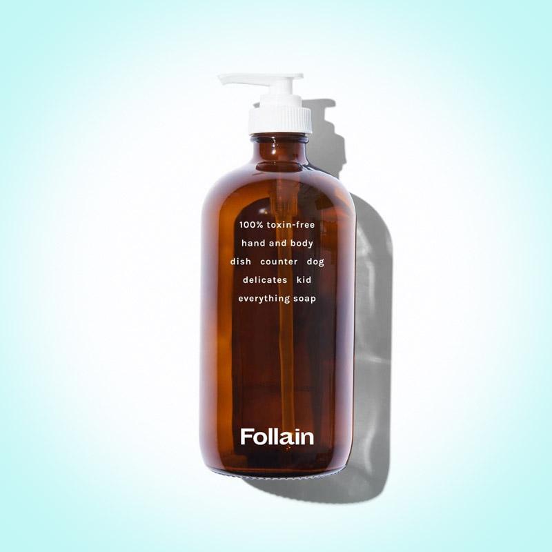 Универсальное мыло Follain